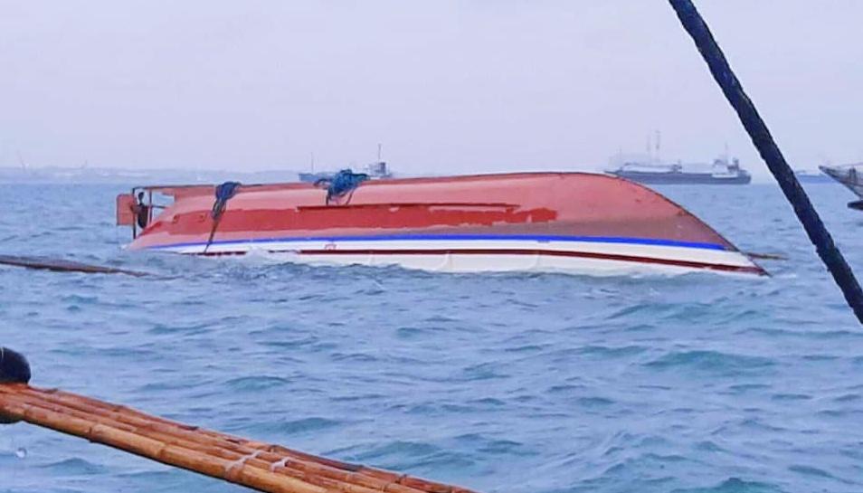 13 dead, 18 missing as 3 pump boats capsize in Iloilo-Guimaras strait