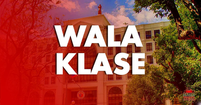 Treñas suspends classes on Monday, September 30 due to transport strike