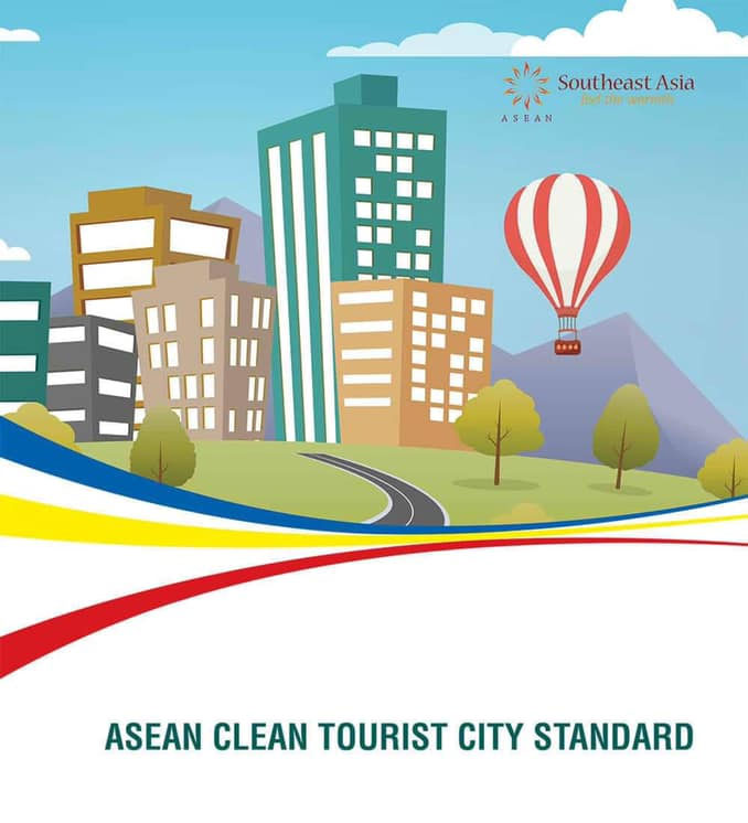 ASEAN Clean Tourist City Standards.