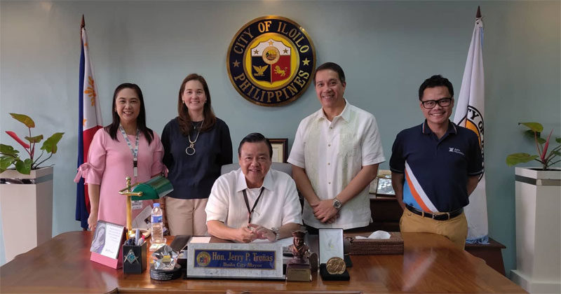 Ayala Foundation strengthens partnership with Iloilo City