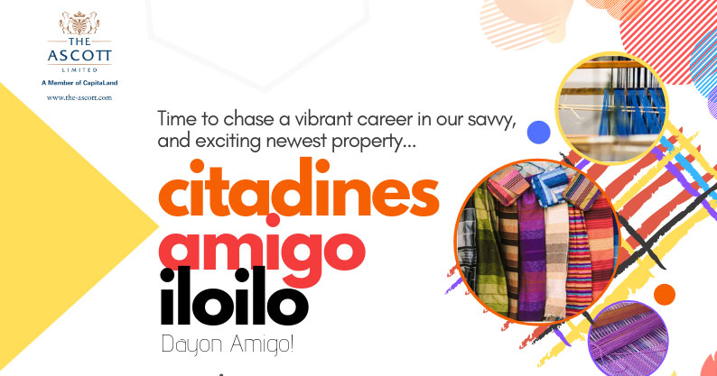 Citadines Amigo Iloilo hiring this September 2019