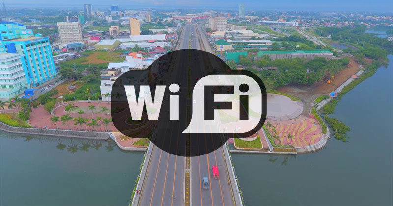Smart, Globe to provide FREE Wi-Fi in Iloilo City public places