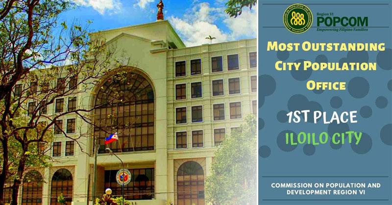 Iloilo City Wins 3 WV Best Population Awards
