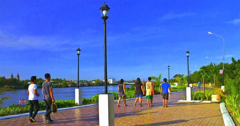 Iloilo City vies for ASEAN Clean Tourist City award.