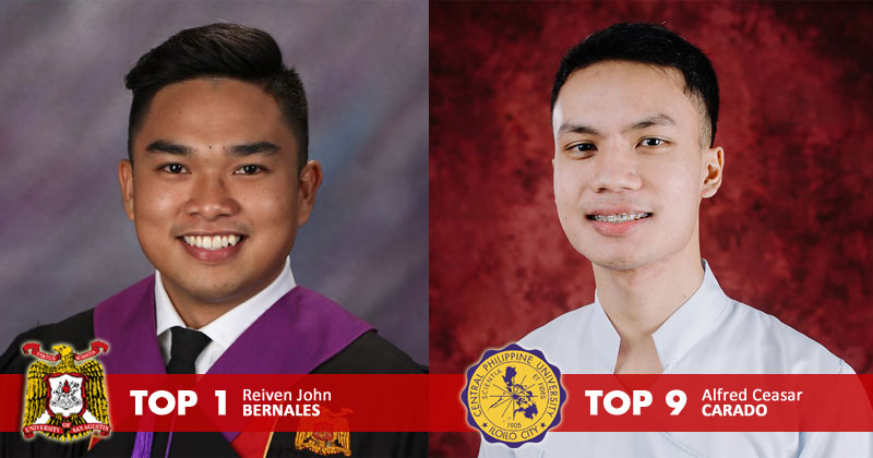 September 2019 Medical Technologist Board Exam topnotchers from CPU and USA