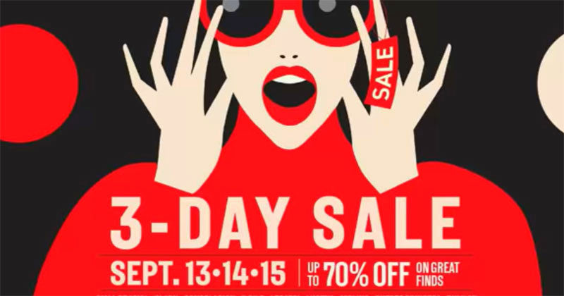 SM CITY ILOILO 3-DAY SALE: Simple tips for a hassle-free shopping
