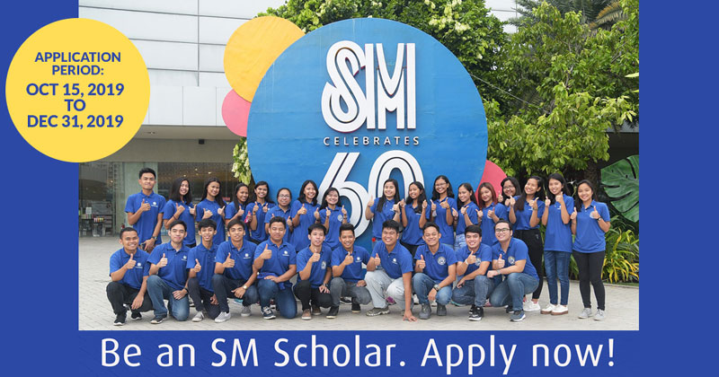 SM Foundation set to open Online College Scholarship Applications