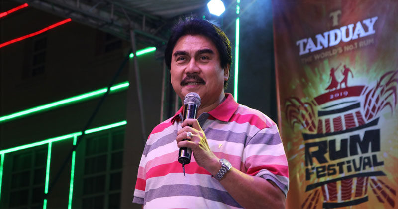 Tanduay's Rum Fest Joins the Roster of Major Festivals in Bacolod