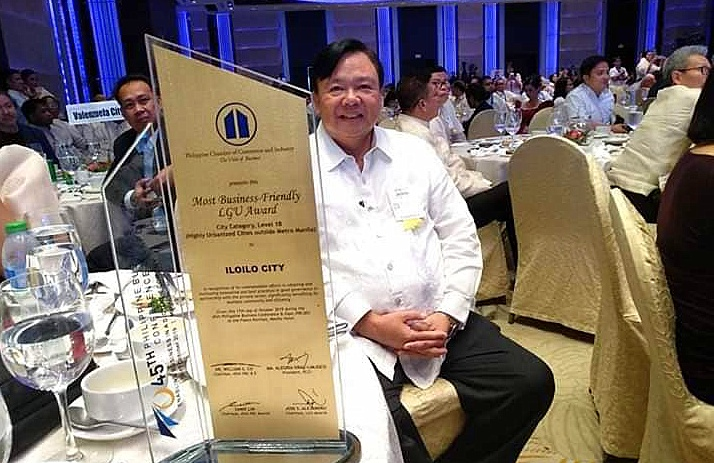 Iloilo City wins Most Business-Friendly LGU