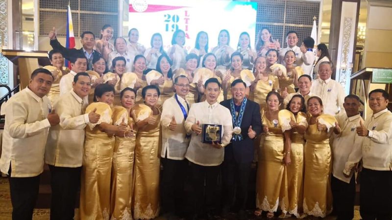 Iloilo City barangay named National Champion in 2019 Lupong Tagapamayapa Awards