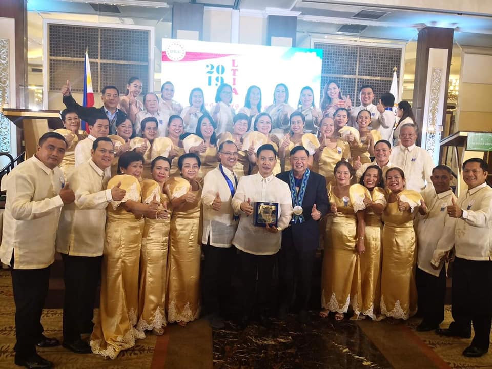 Barangay Calumpang in Iloilo city declared national champion in 2019 Lupong Tagapamayapa Incentive Award.