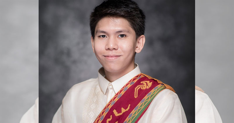 UPV grad Jeb Reece Habulan Grabato tops Chemist, Chemical Technician Board Exams.
