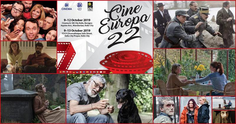 Cine Europa 2019 Free Movies at SM City Iloilo