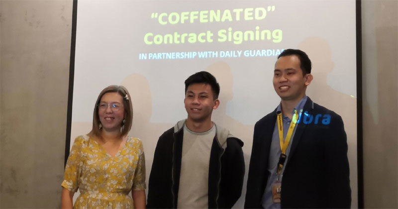Coffeenated: Ubra, Daily Guardian launch podcast about people and things that matter