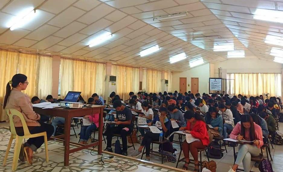 dost scholarship exam