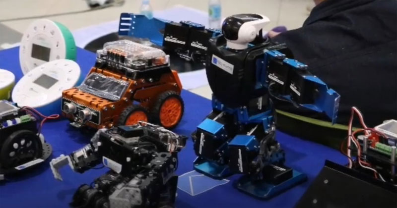DOST-6 to host Robotics contest in S&T celeb