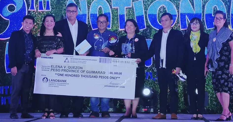 Guimaras grand champ in national best PESO tilt