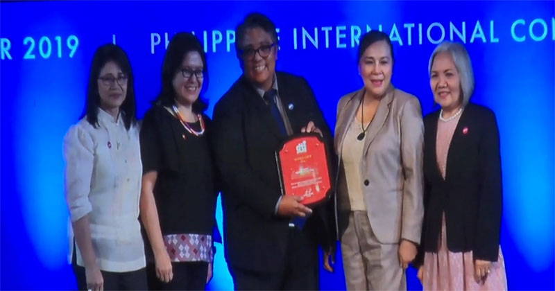 Iloilo City wins First Place in Resilience among Highly Urbanized Cities in PH.