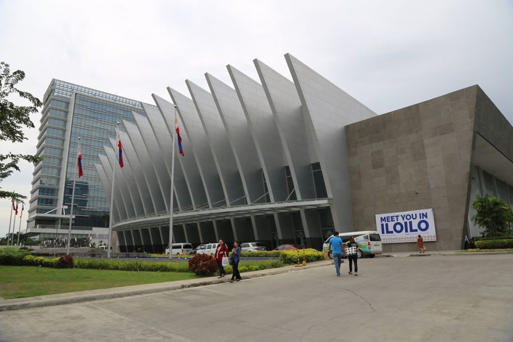Iloilo Convention Center, venue of the Iloilo MICE Campaign Launch.