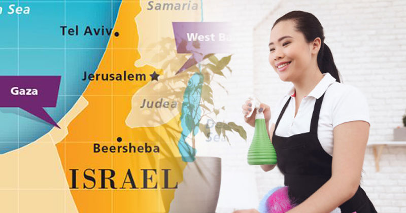 POEA: Israel hiring 1,000 hotel workers, salary up to P78,000