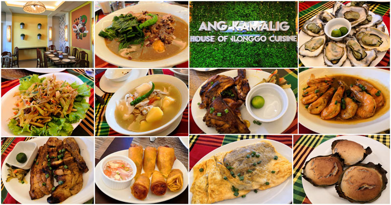 Ang Kamalig Restaurant goes back to its roots with Ilonggo Table