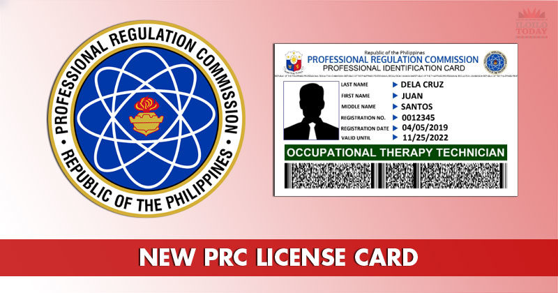 PRC introduces new ID for professionals