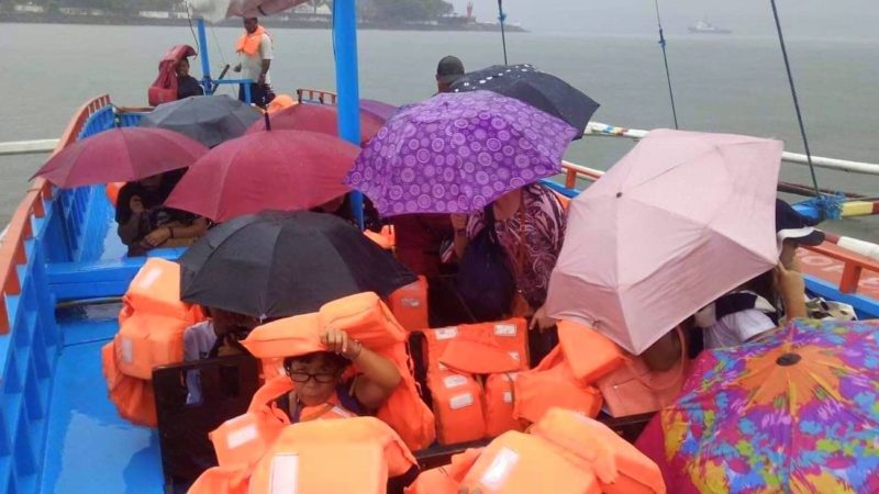 DOT-6 to launch 1st Guimaras Umbrella Festival