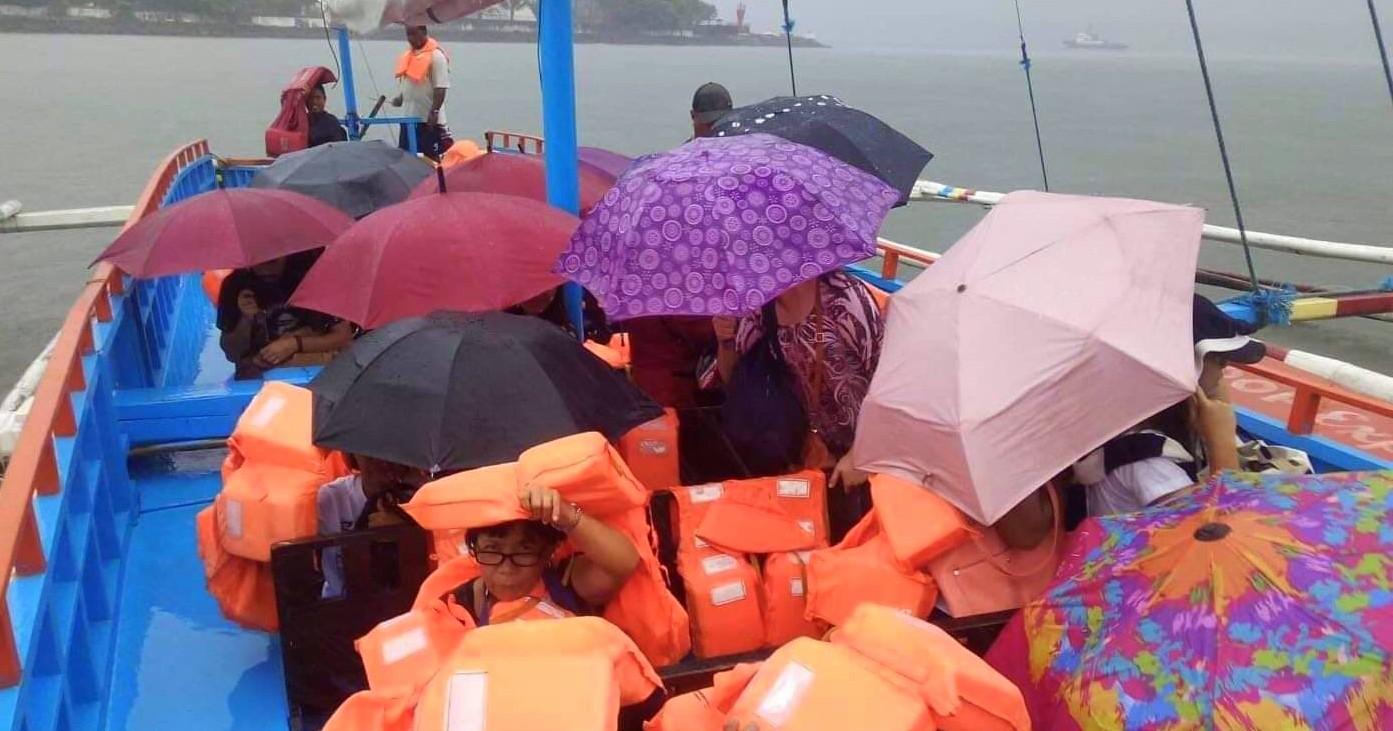 DOT-6 to launch 1st Guimaras Umbrella Festival