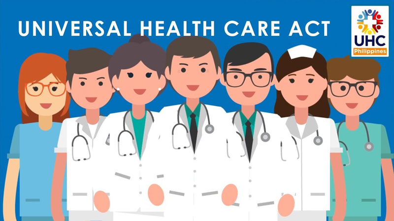 Philhealth: 'Gradual' implementation of Universal Health Care starts Jan. 1, 2020