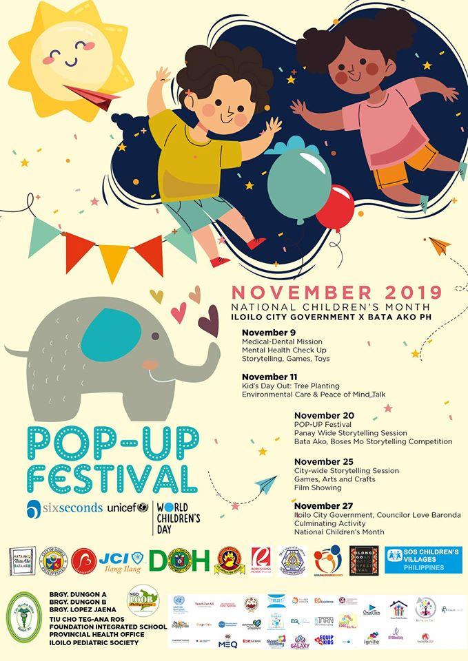 Bata Ako PH Pop-up Festival 2019