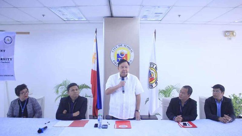 Iloilo City, WVSU offer free Masters for teachers