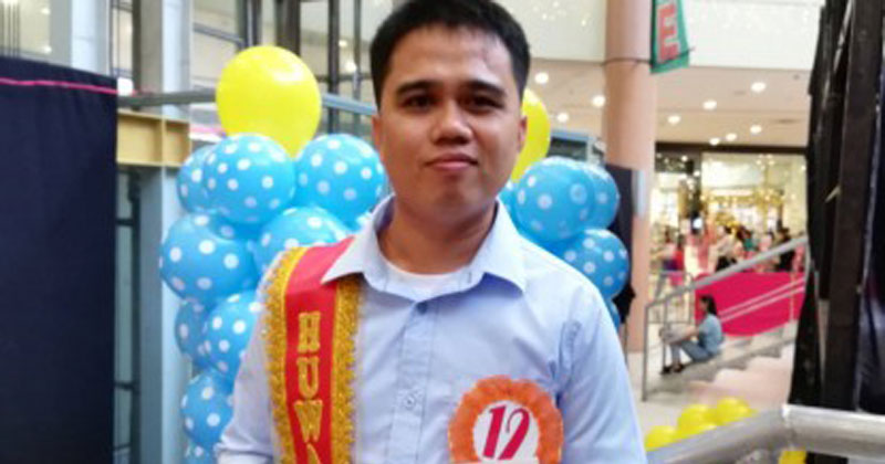 HS student working as driver wins 'Huwaran nga Anak' award