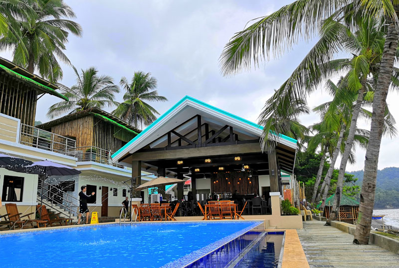 RosMa Pebbled Cove Resort in San Joaquin, Iloilo.