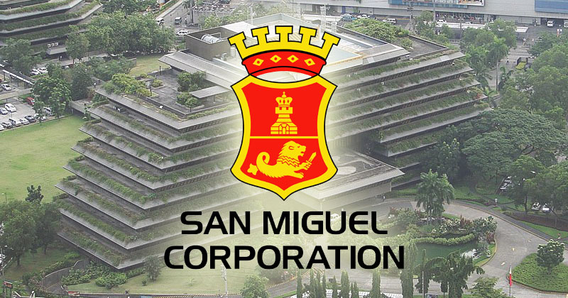San Miguel Corporation to use biodegradable plastics packaging