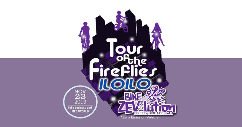Iloilo City to join 20th Tour of the Fireflies