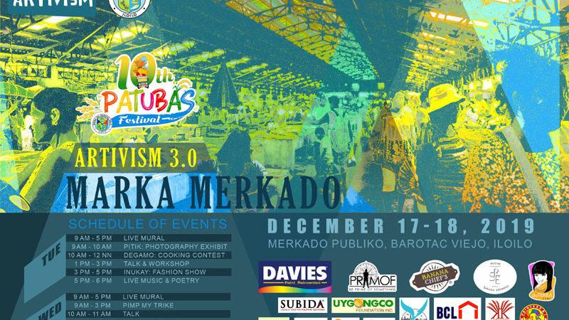 Artivism 3.0: Marka Merkado to Push for Public Markets and Small Vendors through Art