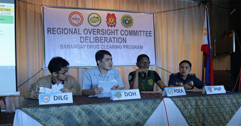 27 more Iloilo City barangays now drug-cleared
