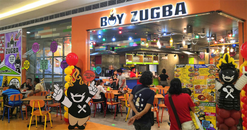 Boy Zugba opens 13th store in SM City Iloilo