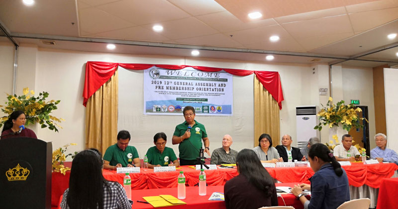 LOAMCP-PH 12th General Assembly gathers organic agriculture LGUs in Iloilo City