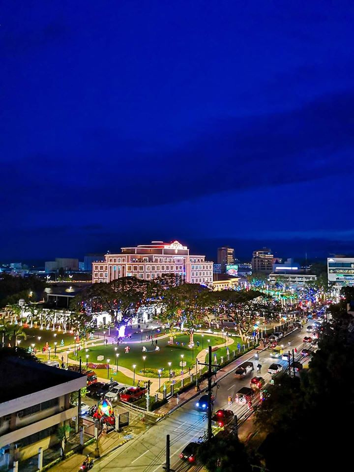 The redeveloped Iloilo Provincial Capitol Complex. Photo by Nel Angelo Base Magpantay.