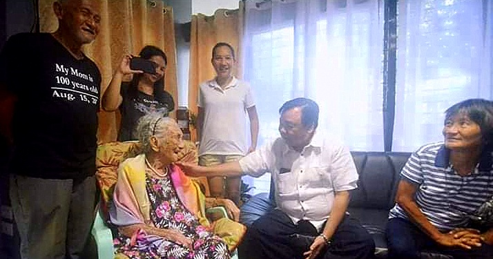 Iloilo City gives cash incentives to senior citizens