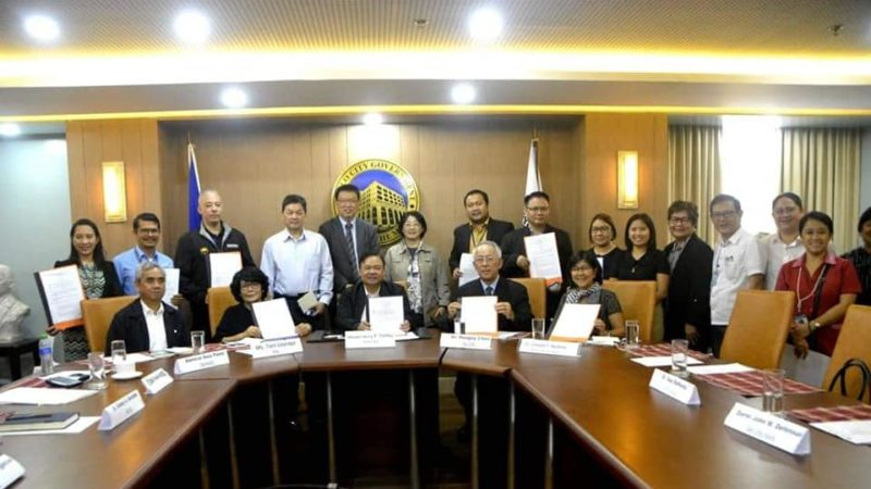 Iloilo City gets Taiwan's aid on disaster preparedness