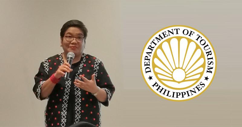 DOT VI Regional Director Atty. Helen Catalbas