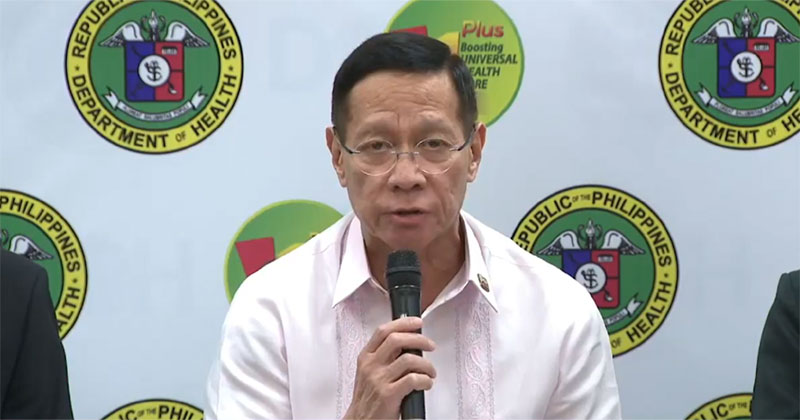 DOH: Child with China coronavirus admitted in Cebu hospital