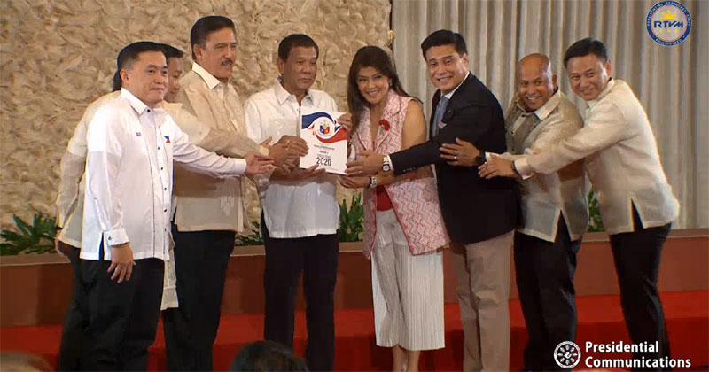 Duterte signs P4.1-T national budget for 2020