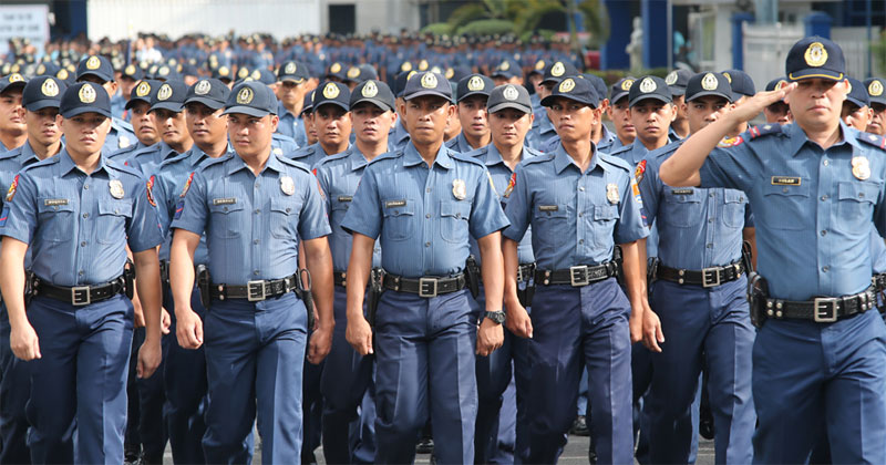 PNP hiring 17,000 cops in 2020, monthly salary starts at P29,668
