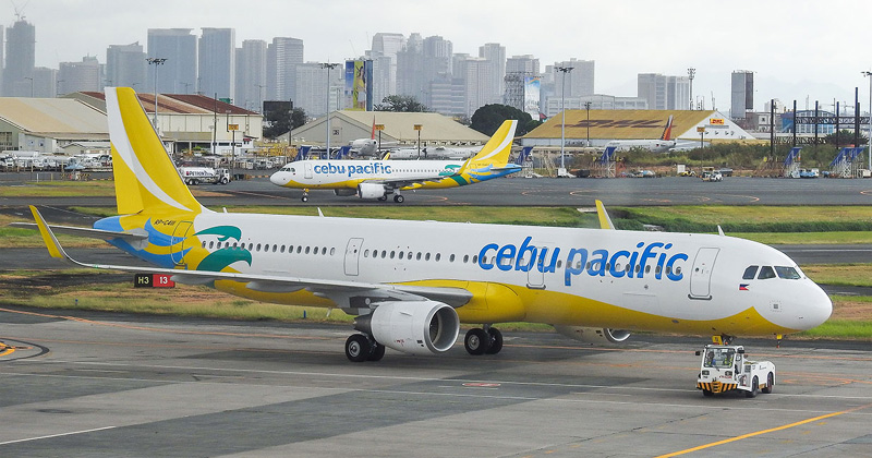 Cebu Pacific cancels all PH-mainland China flights