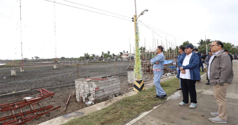 Proposed site of Iloilo City Hospital in Hinactacan, Lapaz.