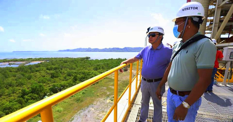 LOOK: Iloilo City eyes Mangrove Ecopark Forest in La Paz