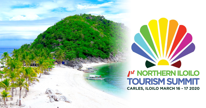 1st Northern Iloilo Tourism Summit on March 2020